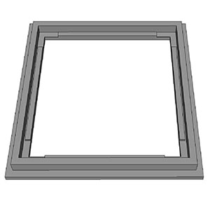TR34-F CATCH BASIN FRAME