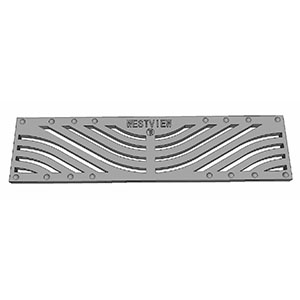 6 X 24 DECORATIVE GRATE