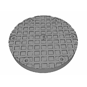C2 MANHOLE COVER WITH BOLT-DOWN FEATURE