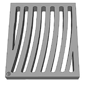TR25A GRATE